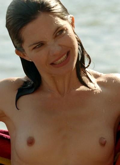 Delphine Chanéac Nude