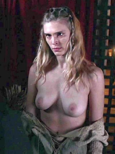 Gaia Weiss Nude