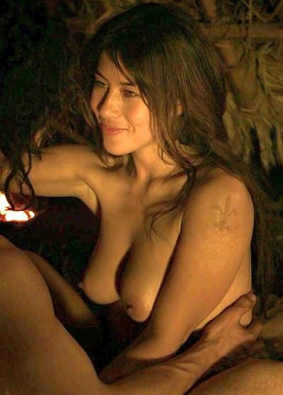 Mylène Jampanoï Nude